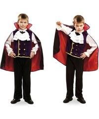 Dětský kostým Král Vamp Pro věk (roků) 10-12