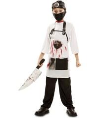 Dětský kostým Doktor zabiják Pro věk (roků) 10-12