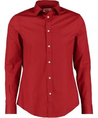 Pier One SLIM FIT Businesshemd red