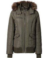 RAINBOW Jacke langarm in grün für Damen von bonprix