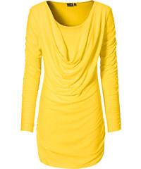 BODYFLIRT Langarmshirt in gelb für Damen von bonprix