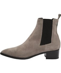 Aeyde LOU Stiefelette taupe