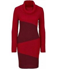 BODYFLIRT boutique Pletené šaty bonprix