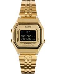 Casio - LA680WEGA - Digitale Mini-Armbanduhr in Gold - Gold