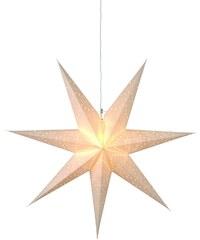 Star Trading Závěsná papírová hvězda Sensy 70 cm