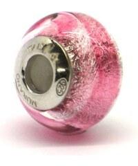 Vinutá perla Dora - benátské sklo - Murano - rsd11