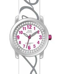 9f580f95581 Dětské dívčí hodinky JVD basic J7138.1 pro zamilované děvčata nápis LOVE