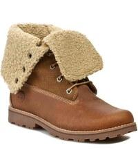 5728e71bc2e7 Turistická obuv TIMBERLAND - Auth 6in Shrl Bt 50919 TB0509192141 Brown