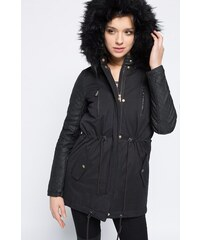 Only - Parka New Demi Contrast