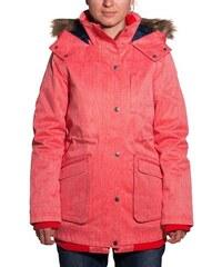 Dámská zimní bunda Vans Cadet 2 parka flame scarlet M