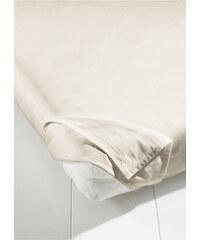 bpc living Betttücher Linon in beige von bonprix
