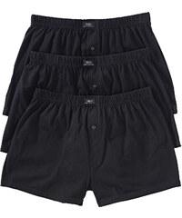bpc bonprix collection Lot de 3 caleçons noir lingerie - bonprix