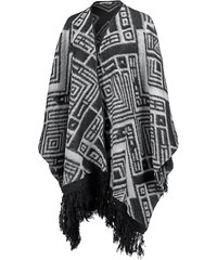 Rich & Royal Poncho Damen