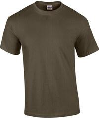 Tričko Gildan Ultra - Olive S