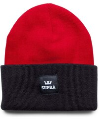 kulich SUPRA - Watts Beanie Red/Black (RDB)