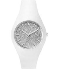 Ice-Watch Ice Glitter White Silver Uhr ICE.GT.WSR.U.S.15