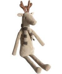 Maileg Textilní hračka Reindeer - Maxi 56cm