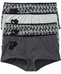 bpc selection Francouzské kalhotky (4 ks v balení) bonprix