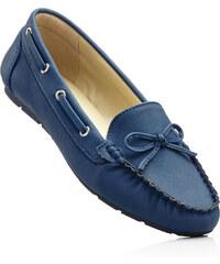 bpc selection Mokassin in blau von bonprix