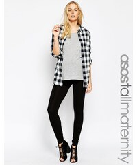 ASOS Maternity TALL - Legging long - Noir