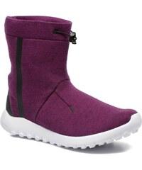 SALE - 40% - Nike - Wmns Nike Tech Fleece Mid - Stiefeletten & Boots für Damen / lila