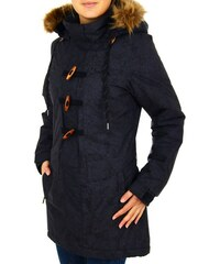 Dámská zimní bunda Funstorm Bretta dark grey L