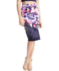 Guess by Marciano Sukně Eastern Romance Pencil Skirt