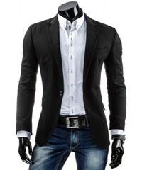 Pánské sako Auq - černá