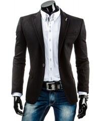 Pánské sako Preda - černá