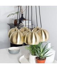 Zuiver Závěsná lampa Multishine Brass