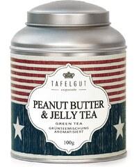 TAFELGUT Zelený čaj Peanut butter & jelly tea - 100 gr