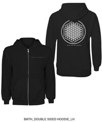 Bring Me The Horizon Herren Kapuzenpullover Flower Of Life