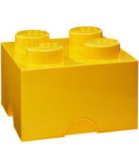 Úložná kostka LEGO®, žlutá