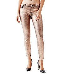 Guess Rifle Mid-Rise Power Skinny Jeans