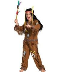 Rubies Indiánský kostým chlapecký - 104