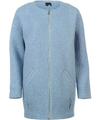 Golddigga Wool Coat dámské Powder Blue