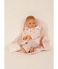 Schildkröt-Puppen Spielpuppe, rosa, »Schlenkerle 37 cm«
