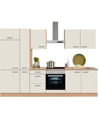 Optifit Küchenzeile mit E-Geräten »Odense« , Breite 300 cm