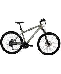 Arinos Mountainbike, Hardtail, 27,5 Zoll, 24 Gang Deore, mech. Scheibenbremsen, silber, »MTX4«