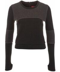 NIKE SPORTSWEAR Damen Sportswear Tech Fleece Crew Sweatshirt Damen schwarz L - 44/46,M - 40/42,XL - 48/50