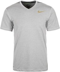 Ultimate Dry Trainingsshirt Herren Nike grau L - 48/50,S - 40/42,XL - 52/54