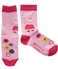 E plus M Dívčí ponožky Peppa Pig