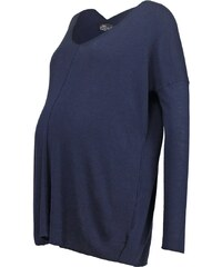 Topshop Maternity WEEKEND Strickpullover navyblue
