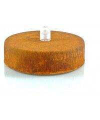 IMINDESIGN Montura stropní lakovaný kov přírodní rez