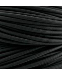 IMINDESIGN Kabel textilní černý