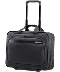 Kabinový kufr Samsonite Vectura Office Case with Wheels 15,6' 39V-009 - černá