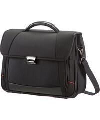 Taška Samsonite Pro-DLX4 Briefcase 2 Gussets 16' 35V-005 - černá