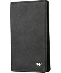 Kožený plánovací kalendář Braun Büffel 92967 černá