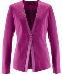 bpc selection Blazer extensible violet manches longues femme - bonprix