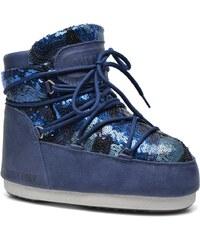 Moon Boot - Buzz Paillettes - Stiefeletten & Boots für Damen / blau